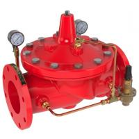 Quality Hydraulic Industrial Control Valves / Pressure Reducing Control Valve wholesale