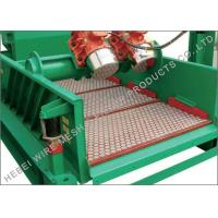 Quality Durable Cobra Steel Frame Screen Stainless Steel 316 Material High Flow Rate wholesale