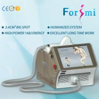 Quality Professional 808nm diode laser permanent hair removal machine high energy output wholesale