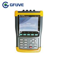 China GFUVE PORTABLE THREE PHASE power quality and energy analyzer with data logger on sale