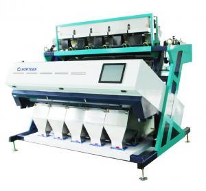 Quality High Frequency Grain Sortex Machine 5 Chute For Resin Sorting Machine wholesale