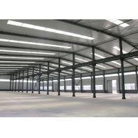 Buy cheap Pre Engineered Steel Structure Workshop Light Steel With Custom Design from wholesalers