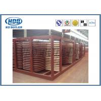 Quality Steel Seamless Electric Boiler Superheater Tube , High Pressure Thermal Boiler Pipe wholesale