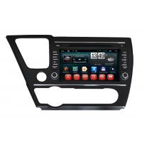 Quality Camera Input SWC Honda  Navigation System Android Car DVD Player for 2014 Civic Sedan wholesale