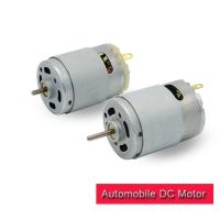 Quality RS-385 Automotive DC Motor , 12 Volt High Speed DC Motor With Carbon Brush wholesale