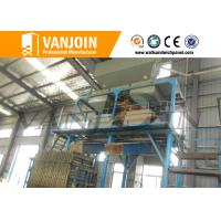 Quality Heat Insulation Wall Panel Machine Sound Insulation Panel Production Line wholesale