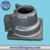 Quality grey iron casting railway casting parts wholesale