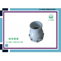 China 6 Inch PVC Ball Valve Lustrous Surface Sump Pump PVC Ball Check Valve on sale