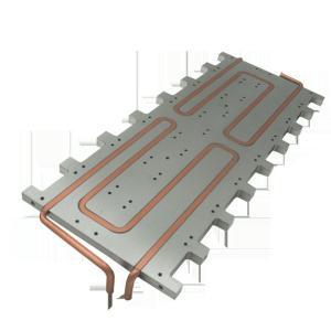 Quality Anodizing Finishing Extruded Aluminum Heatsink For Small Power LED wholesale