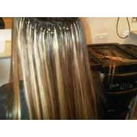 China hot sale popular Yaki straight brazilian remy hair loop micro ring hair extension on sale