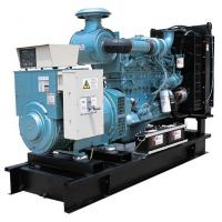 Buy cheap Volvo 4 Cylinder Diesel Generator 100kw , Three Phase Water Cooled Diesel Generator product