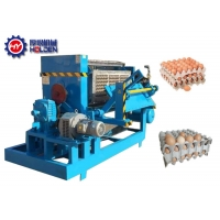 Quality 2000pcs Small Rotary Pulp Egg Tray Moulding Machine wholesale