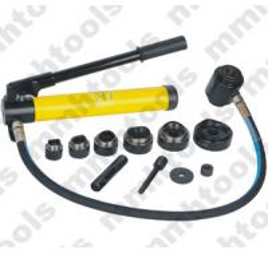 Buy cheap SYK-8B hydraulic punch driver, hydraulic metal hole punch tool product