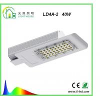 Quality 160 LM / W 40 - 50 W High Power LED Street Light LD4A Serial With Meanwell Driver wholesale