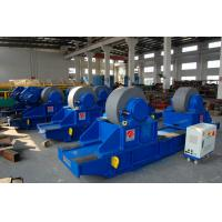 Quality 400T Heavy Loading Bolt Pipe Rotators For Welding , Lubrication System wholesale