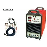 Quality Inverter DC Air Plasma Cutting Machine 100A With 2T / 4T Control  High Duty Cycle for Industry wholesale