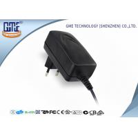 Quality 100-240V 50Hz / 60Hz 12V 1.25A 12v Power Adapter Wall Mount With EMC / ROHS wholesale
