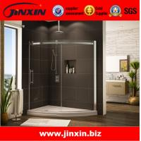 Quality High quality product tempered glass bathtub frameless shower doors wholesale
