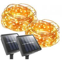 China Popular decorative solar lights outdoor christmas lighting in the garden on sale
