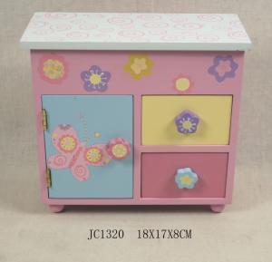 China Jewelry Box, Wooden Jewelry Box (JC1320) on sale