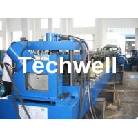 Cheap Single Side Auto Adjustable C Purlin Cold Roll Forming Machine TW-C300 for sale