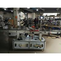 Buy cheap 1500W Top Labeling Machine / Label Application Equipment For Caps , Boxes , Magazines , Carton from wholesalers