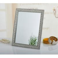 Quality Departmental stores mirror glass panel , 1.3mm-9mm frameless wall mirror glass wholesale