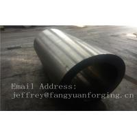 Quality 4130 4140 42CrMo4 4340 Forged Seamless Steel Pipe Oil Well Pipe sleeves Coupling Pipe Petroleum Industry wholesale