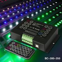 Quality Constant Current DC12-48V IR remote rgb controller wholesale