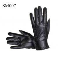 Quality Ladies sheep genuine leather gloves high quality at cheap price SM007 lady leather glove wholesale
