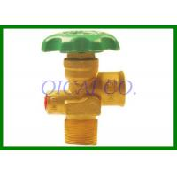 China LPG Cylinder Valve With F POL Connection And Safety Release Device on sale