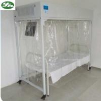 Quality Movable Laminar Flow Bed Powder Coating Steel Low Noise Fan For Srious Patient wholesale