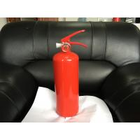 Quality Safety 2KG BC ABC Rated Fire Extinguisher With Spring Pressure Gauge wholesale