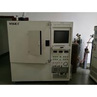 Quality Plastic Material Flame Test Chamber Smoke Density Test Standard ISO5659-2 220V wholesale