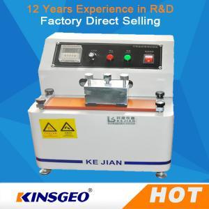 Quality 20N Durability Printing Paper Testing Machine Abrasion Ink Rub Tester wholesale