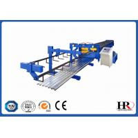 Quality Safe High Efficient Floor Deck Roll Forming Machine 50HZ 3 Phase wholesale
