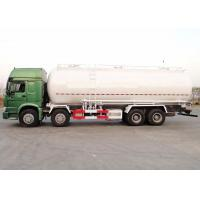 Quality High Efficiency 12 Wheels 8×4 Cement Bulk Carrier Truck With Large Capacity wholesale