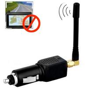 Quality Mini GPS Signal Jammer Isolator Disruptor Block GPS Tracker Navigator Logger Anti-Tracking wholesale