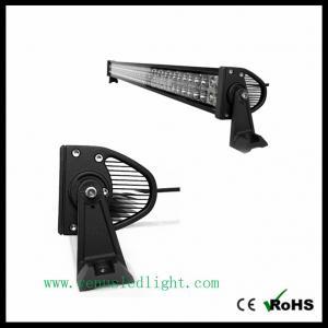 China 42 240W LED LIGHT BAR WORK LIGHT FLOOD & SPOT COMBO 4WD BOAT UTE DRIVING LAMP on sale