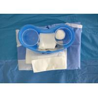 Quality Ophtahlmic Custom Surgical Packs , Eye Sterile Surgical Kit Single Use wholesale