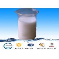 ISO / BV Silicone Based Antifoam , Weak Anionic Silicone Antifoaming Agent