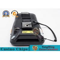 China Numeric Keyboard UV Light Checker , Portable RFID 13.56Mhz Casino Poker Chip Acquisition And Detection Scanner on sale