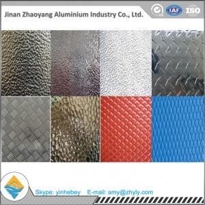 Quality Flat Aluminum Sheet 1060 3003 5052 5083 H14 H24 H18 H32 Aluminium Checkered Plate wholesale