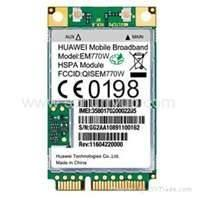 China Mini 3G Module, mini pci module Stamps Hole Form With WinCE,  Linux Operating System on sale