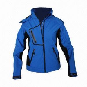 Quality Waterproof Women's Softshell Jacket, Windbreaker, Fashionable Design wholesale