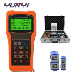 Quality ultrasonic flow meter flow meter types Hand Held Ultrasonic water Flow meter sensor wholesale