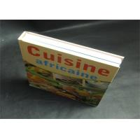 Cheap Saddle Stitch Hardcover Book Printing for sale