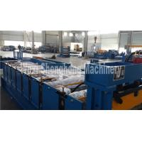 Quality Big Rib Galvanized Steel Cold Rolling Forming Machine to make Floor Support Plate wholesale