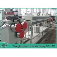 China Easy Operation Pet Strap Making Machine , Pet Strap Production Line on sale