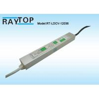 Quality Raytop IP67 Waterproof Led Power Supply 36W Power Driver RT-LDCV-12036 For LED Lights wholesale